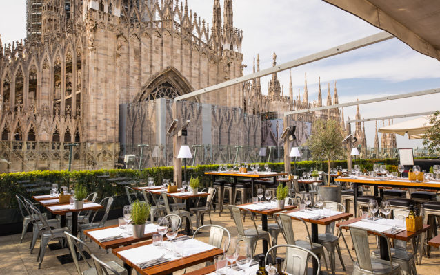 Apéritif diner panoramique duomo Milan_BeyondMilano