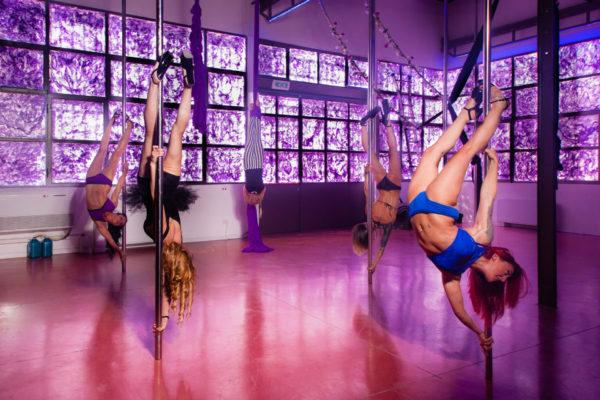 Cours Pole Dance _BeyondMilano