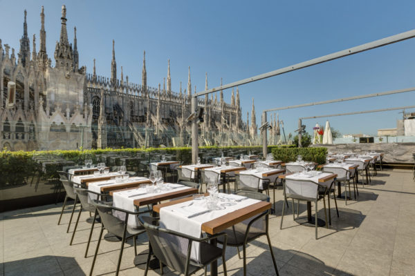 Diner panoramique Milan _BeyondMilano