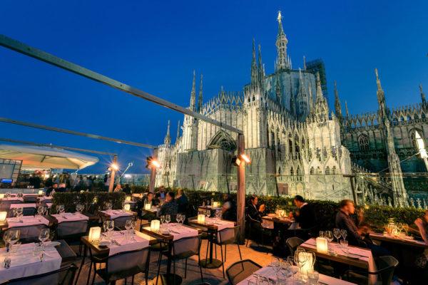 Diner panoramique gastronomique Milan _BeyondMilano