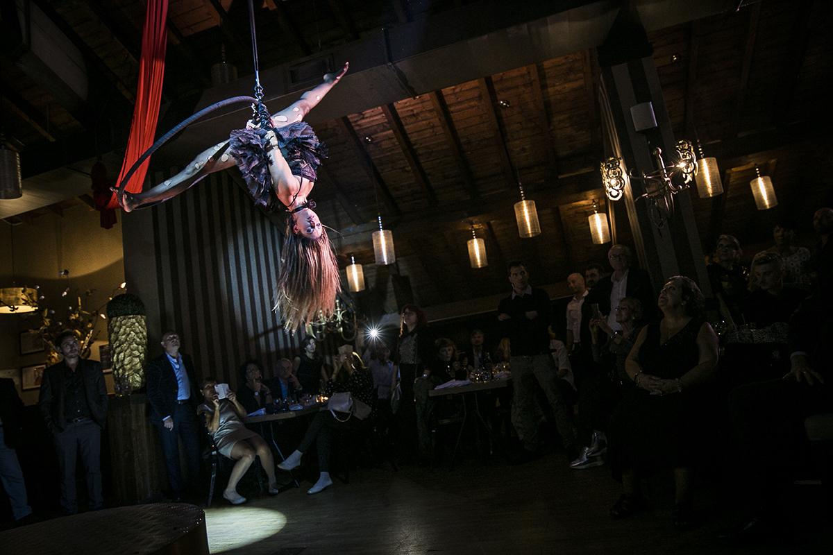 Diner spectacle cabaret Milan _BeyondMilano
