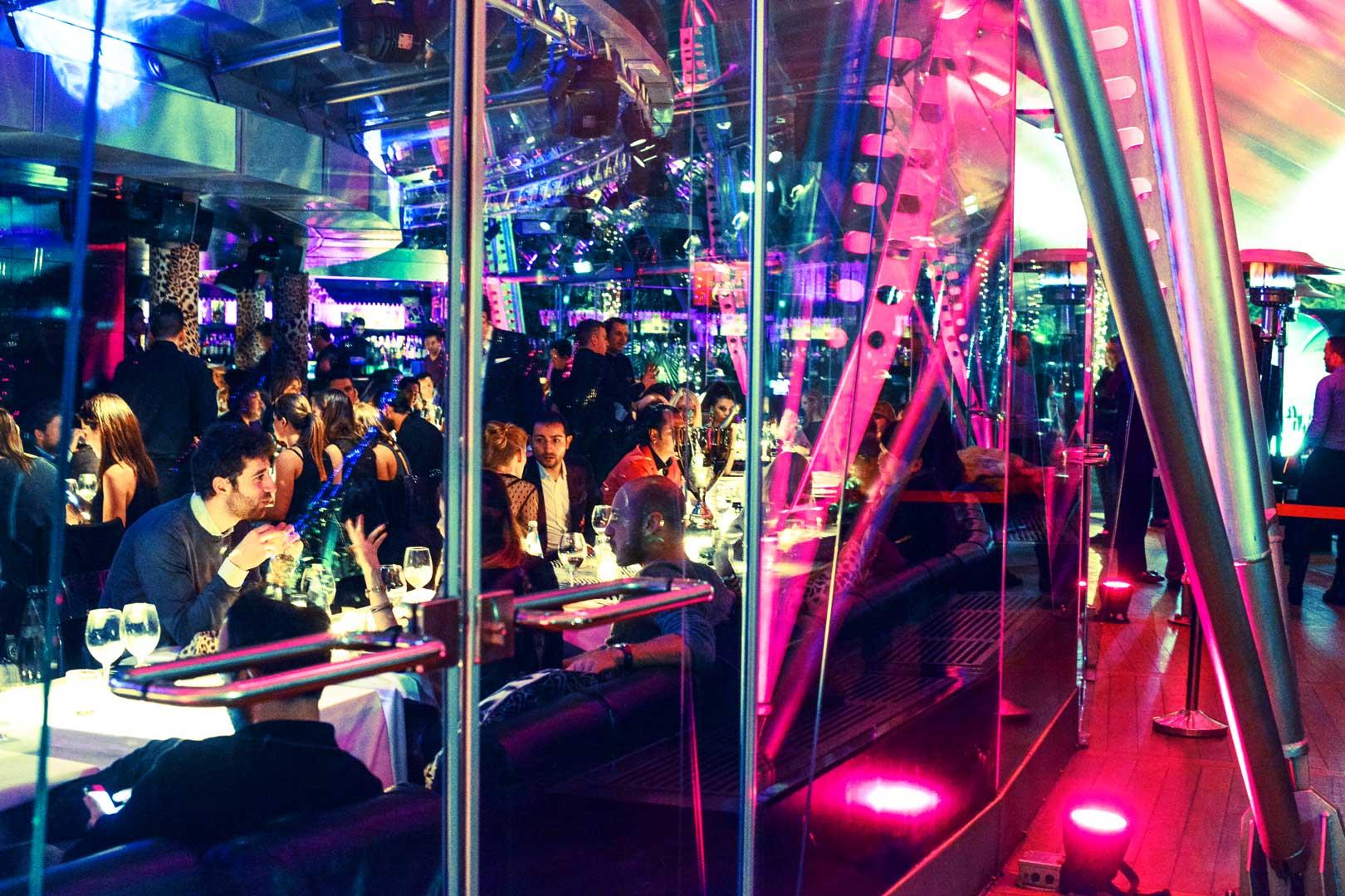 Disco Luxe Milan diner _BeyondMilano