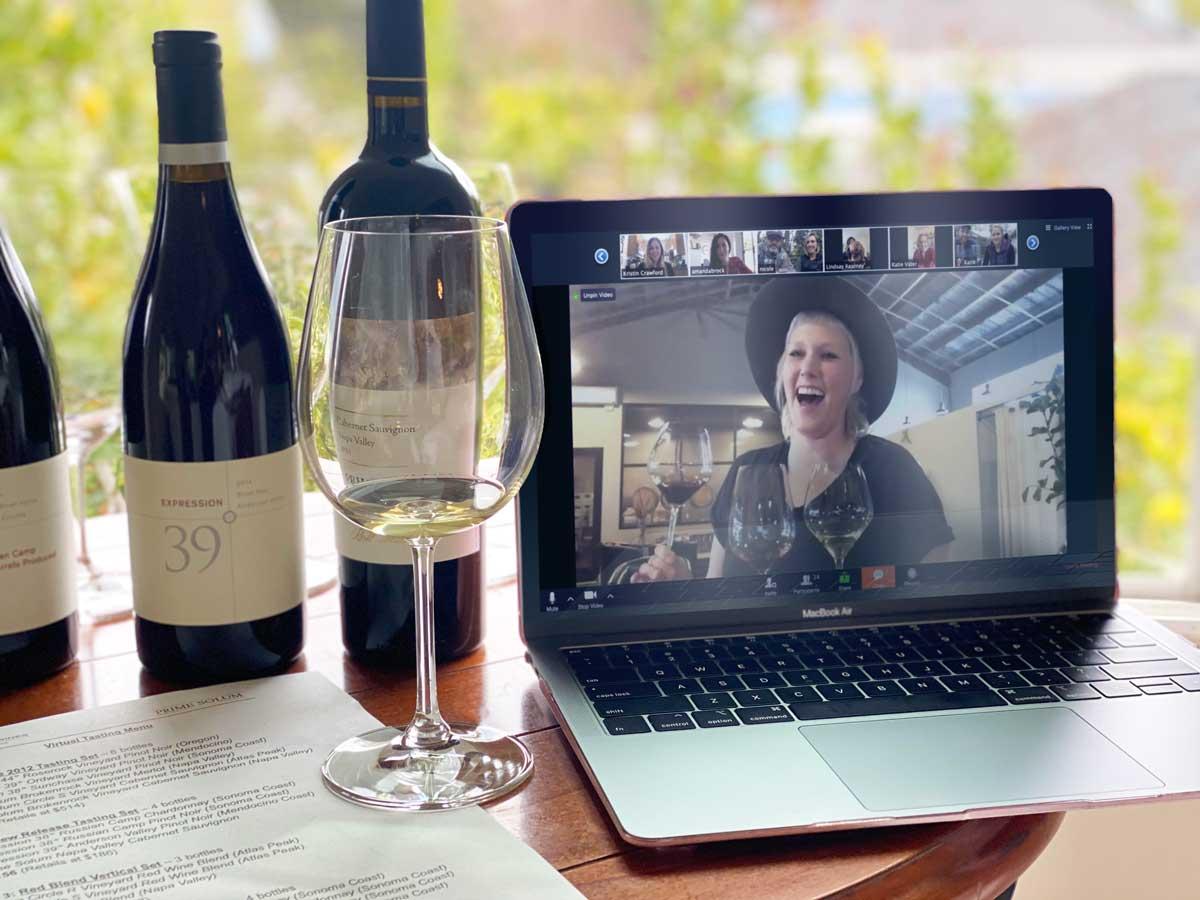 dégustation vin en ligne cours_BeyondTravel Event