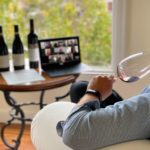 online team building activity Wine_BeyondTravel Event
