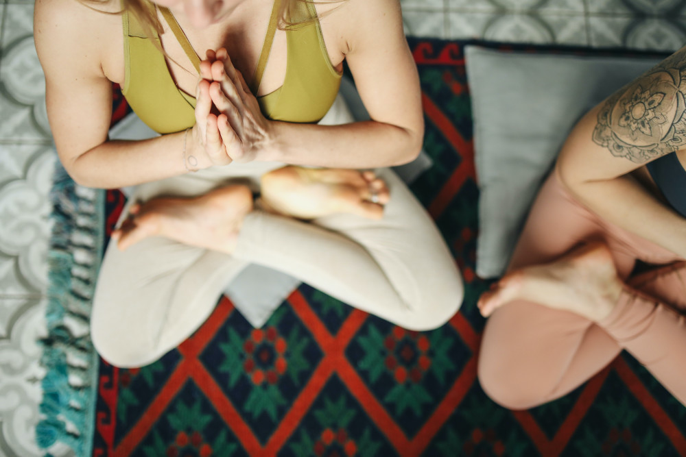 yoga méditation milan online_Beyond travel event